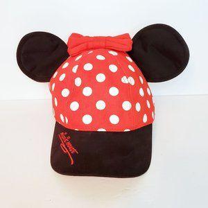 AUTHENTIC DISNEY PARKS Minnie Mouse Cap